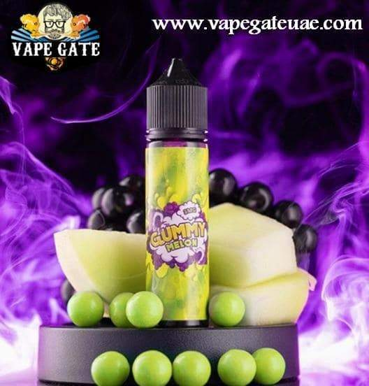 Gummy Melon 60ml E Liquid by Gummy Eliquid Dubai UAE