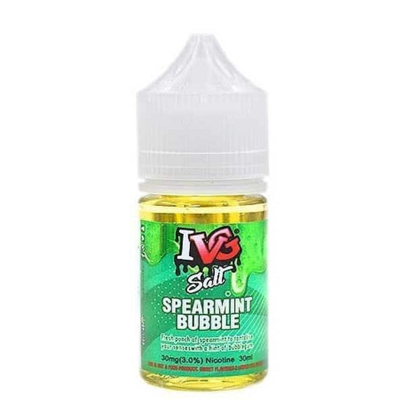 Spearmint 30ml Saltnic by IVG