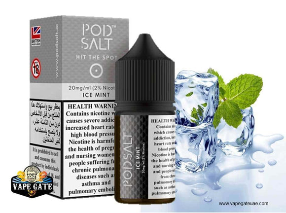 Pod Salt Ice Mint uae