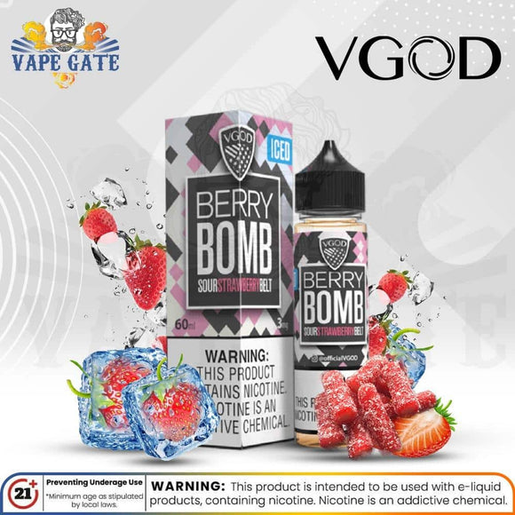 VGOD Iced Berry Bomb - 60ml