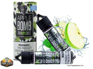 VGOD Iced Apple Bomb In Dubai, Abu Dhabi and UAE