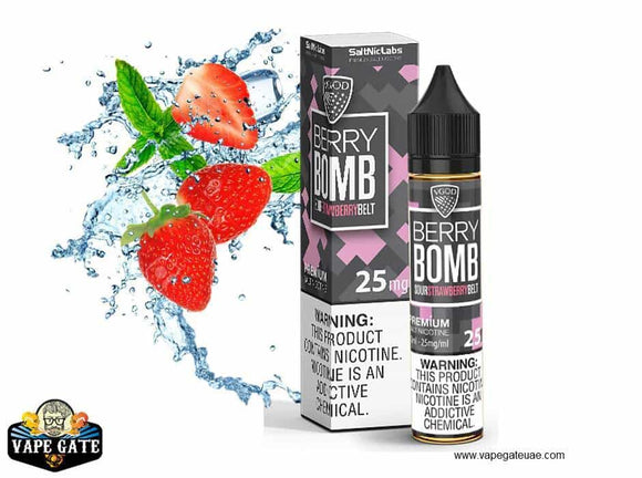 VGOD Iced Berry Bomb Salt Nic in abu dhabi, Dubai and al ain