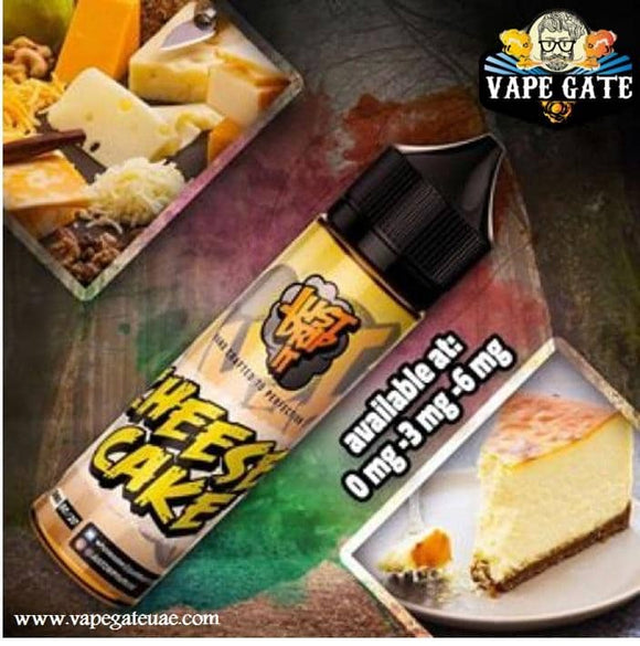 Cheesecake Ice 60ml Eliquid by Just Drip It JDI available in Abu Dhabi Duabi UAE