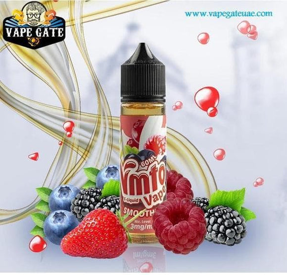 Jusaat Vmto Smoothie 30ml Saltnic