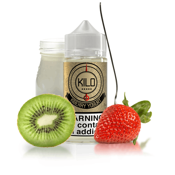 Kiberry Yogurt Original Series E Liquid by Kilo | Abu Dhabi & Dubai UAE, Saudi Arabia