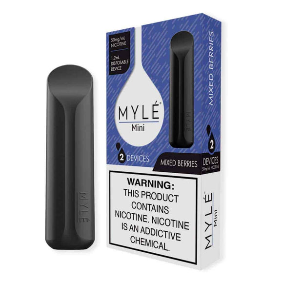 MYLE Mini Mixed Berries Disposable Device