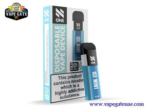 N One Disposable Pod System Vape Device Dubai & Abu Dhabi UAE