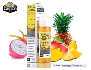 Pachamama Mango Pitaya Pineapple 60ml by Charlie's Chalk Dust