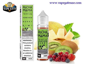 Pachamama The Mint Leaf E juice by Charlie's Chalk Dust
