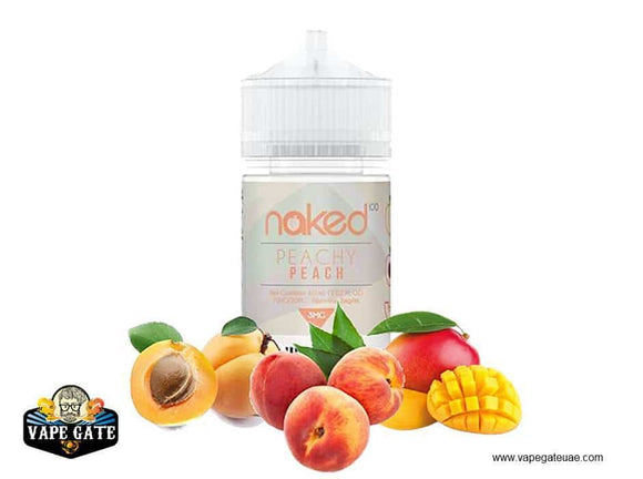 Naked 100 Peachy Peach In Abu Dhabi, Dubai and UAE