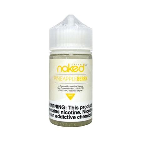 Naked 100 - Pineapple Berry 60ml