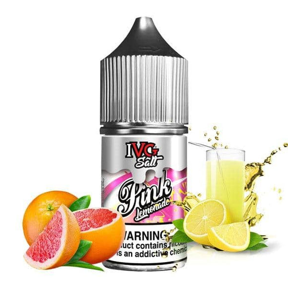 Pink Lemonade 30ml Saltnic by IVG