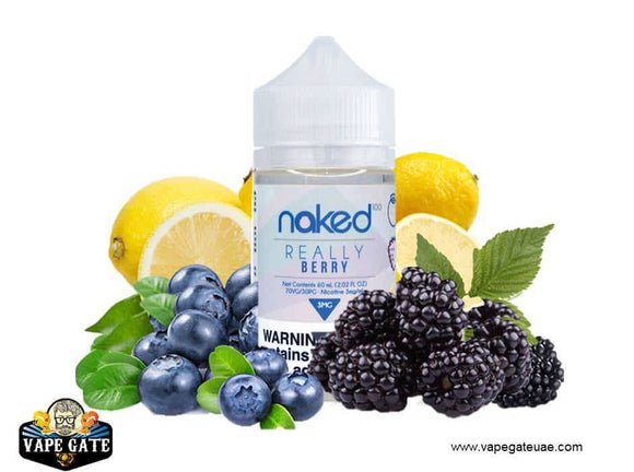 Naked 100 - Really Berry Abu Dhabi, Dubai and UAE