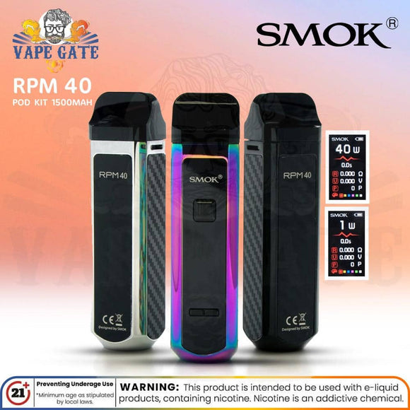 Shop smok RPM40 pod system in Abu Dhabi , Dubai , Sharjah , UAE