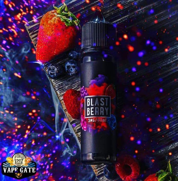 Sam Vapes Blast Berry 60ml E Liquid Dubai & Abu Dhabi UAE
