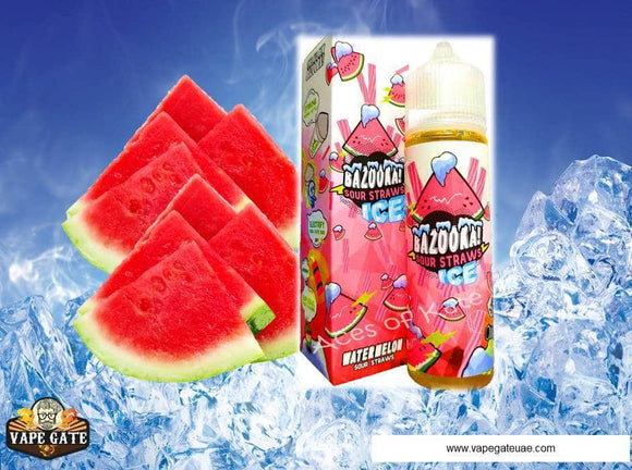 Bazooka Watermelon and Menthol UAE