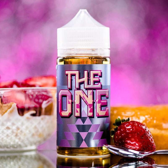 The One 100ml Eliquid by Beard Vape Co Ruwais Abu Dhabi UAE
