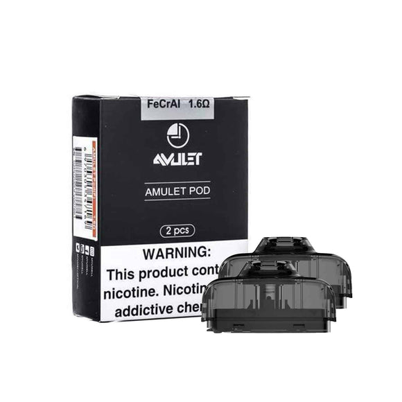 Refillable Uwell Amulet Watch Replacement Pods