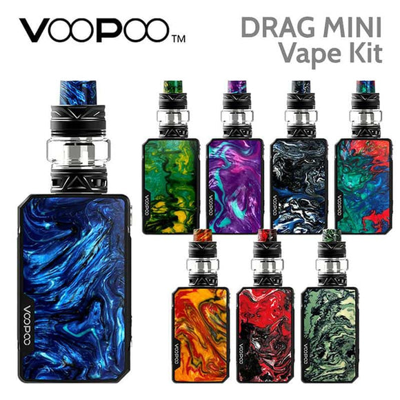 Drag Mini Kit Platinum Edition from VOOPOO - Vape Kits - UAE - Abu Dhabi - Dubai - KSA - RAK 1