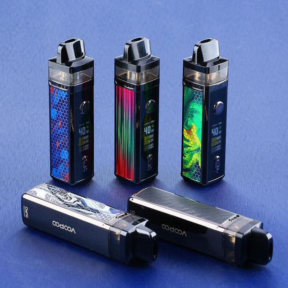 Voopoo Vinci Pod Kit 40W - 1500mAh - Limited Edition - 5 coils included
