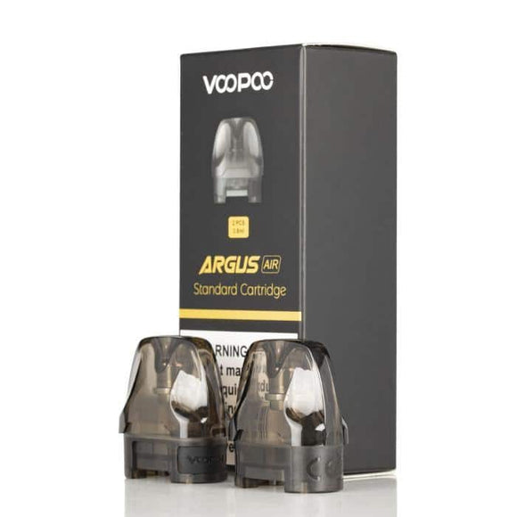 VOOPOO Argus Air Replacement Pods 2 Pack (without coil)