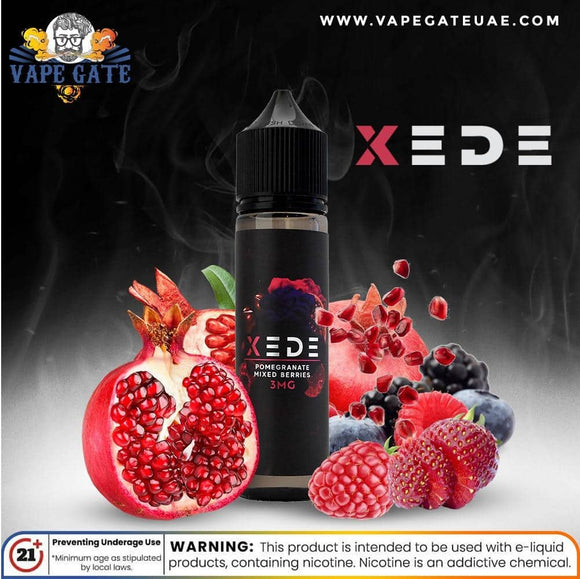 Sam Vapes Xede Ejuice in abu dhabi, Dubai and al ain