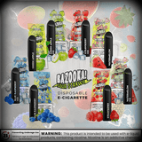 Bazooka Sour Straws Disposable Vape Device - Pods - UAE - KSA - Abu Dhabi - Dubai - RAK 8