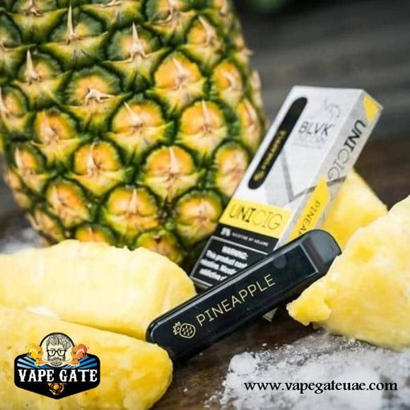 BLVK Unicorn Unicig Disposable Device – Pineapple