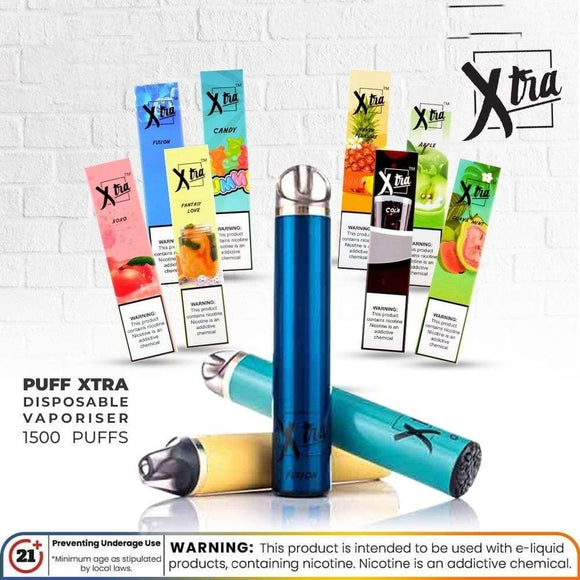 XTRA Mini Disposable Vaporiser abudhabi ksa dubai
