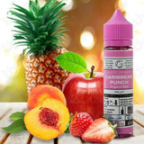 Basix Series Juicy Peach Caribbean Punch E Liquid Abu Dhabi Dubai UAE