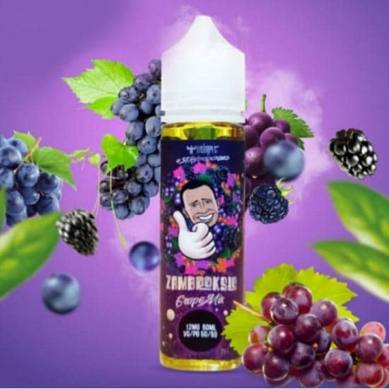 Zambroksis - Grape Mix - By Dr. Vapes 60ml E liquid - 3 mg - 60 ml - E-LIQUIDS - UAE - KSA - Abu