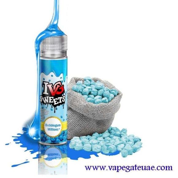 Bubblegum 60ml E juice by IVG Abu Dhabi & Dubai UAE