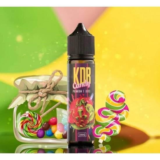 KDB Candy 60ml E Liquid by Grand E-Liquid - 3 mg - 60 ml - E-LIQUIDS - UAE - KSA - Abu Dhabi - Dubai