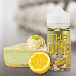 The One Lemon 100ml Eliquid by Beard Vape Co Ruwais Abu Dhabi Dubai UAE