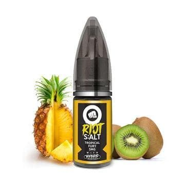 Tropical Fury 30ml Saltnic by Riot Squad