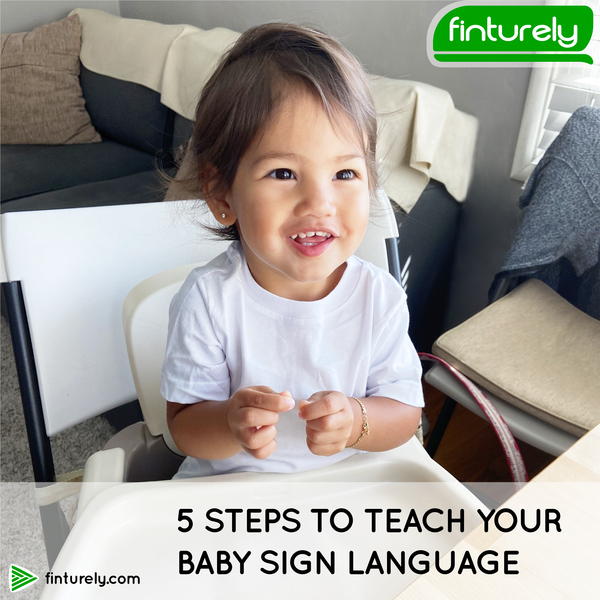 5 Steps to Teach Your Baby Sign Language