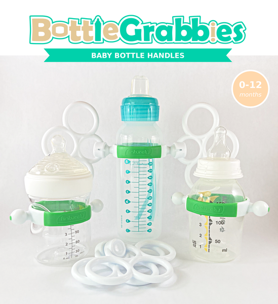 Bottle Grabbie Baby Bottle Display