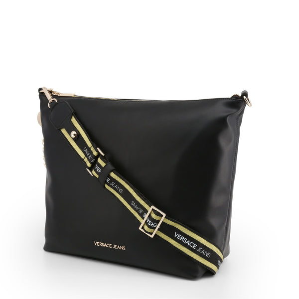 Versace Jeans Cross Body Striped Should Bag
