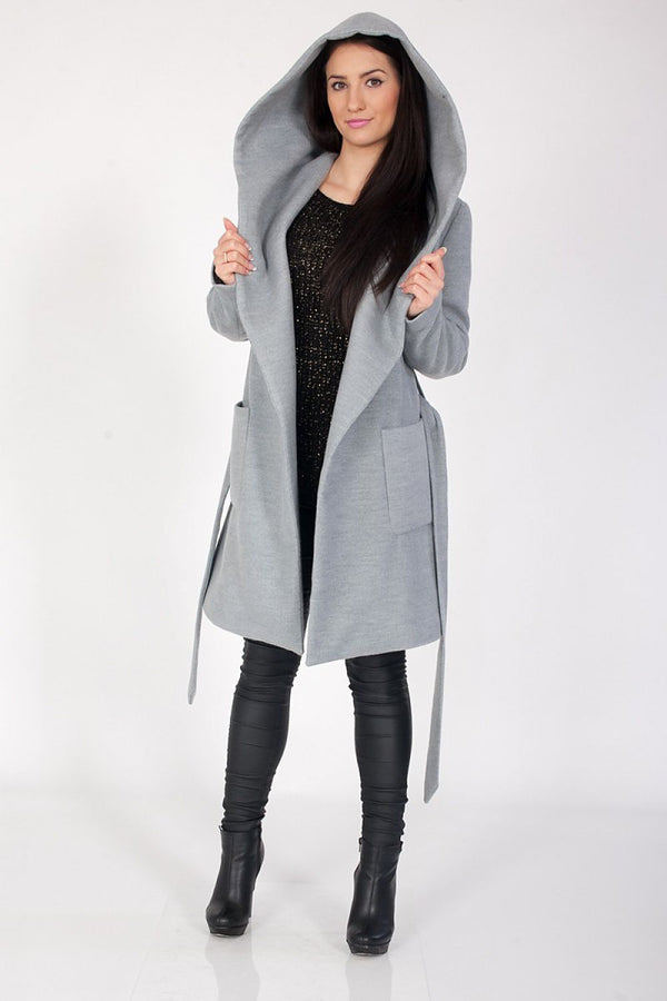 Mattire Hooded Nancy Spring Coat