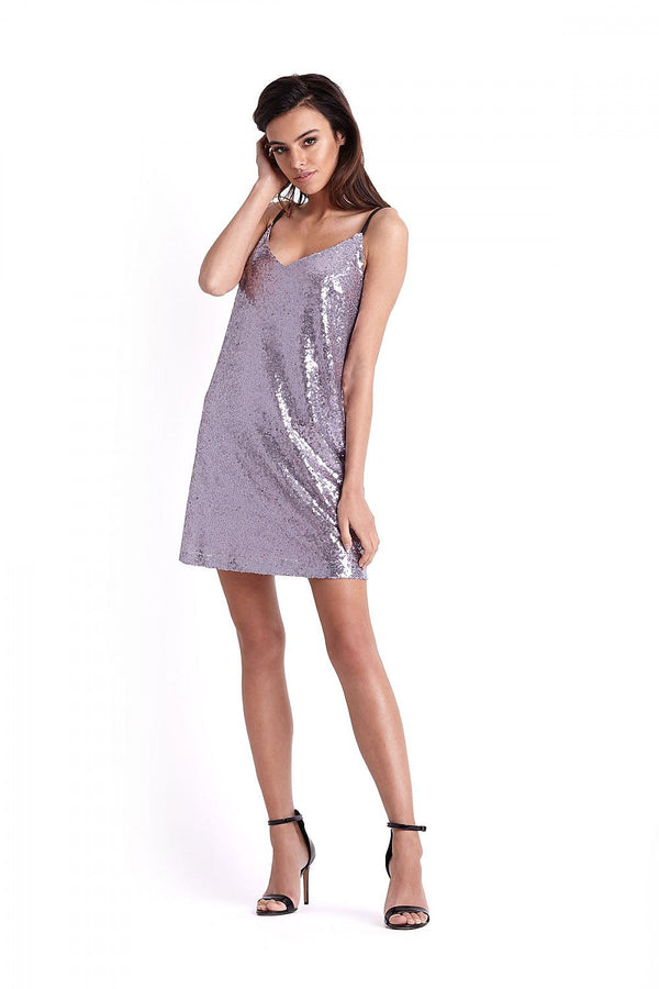 Annie Sequin Dress - IVON