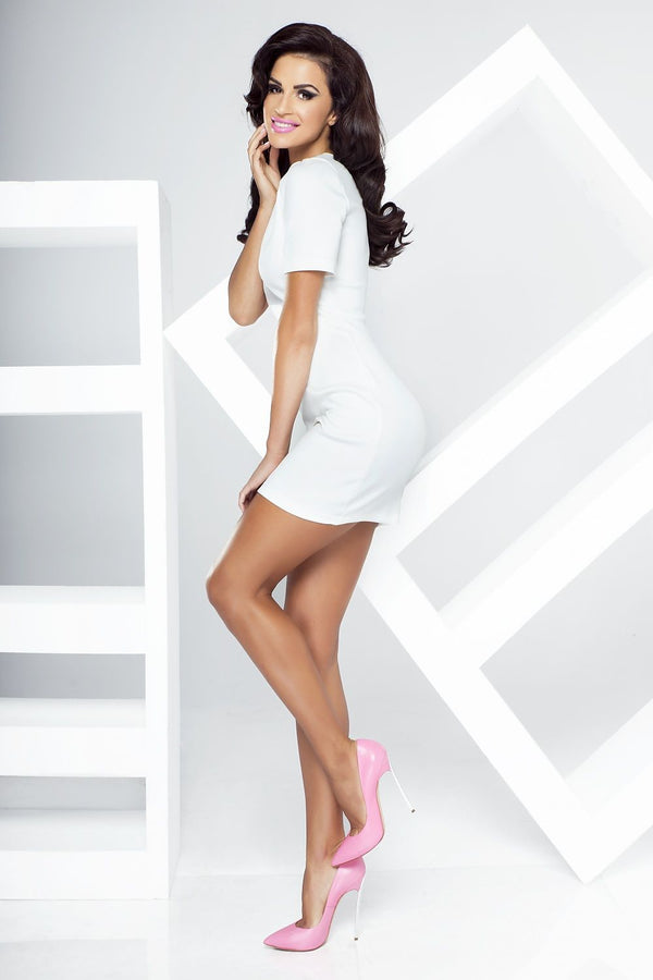 Whitney Little White Dress - IVON
