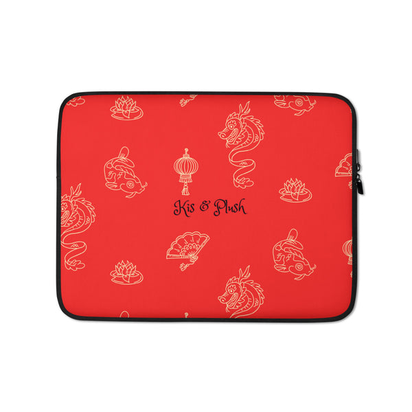 Kis and Plush Legacy Dragon Laptop Sleeve - KiS and Plush