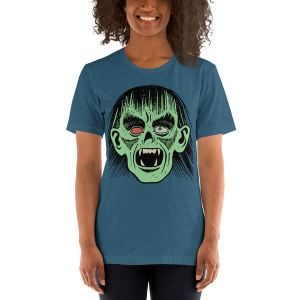 Halloween Horror Monster Short-Sleeve T-Shirt - KiS and Plush