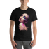 Polygonal Short-Sleeve Unisex T-Shirt - KiS and Plush