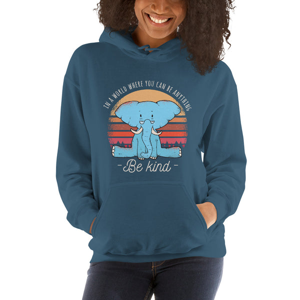 Be Kind Classic Hoodie - KiS and Plush