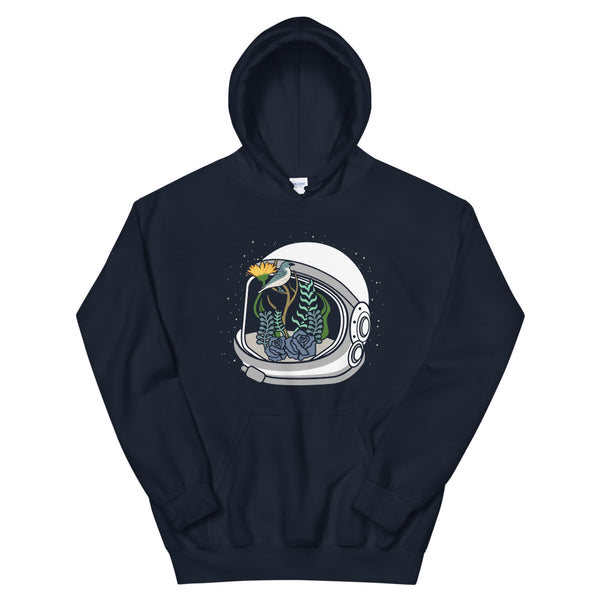 Growing Astronaut Hoodie - KiS and Plush