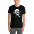 Skull Crutches Short-Sleeve Unisex T-Shirt - KiS and Plush