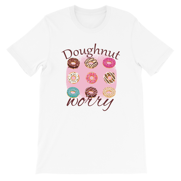 Donna Pattern Short-Sleeve T-Shirt - KiS and Plush