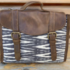 rectangle bag in Ikat pattern (++ color options)