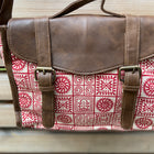 rectangle bag in mandala pattern (++ color options)